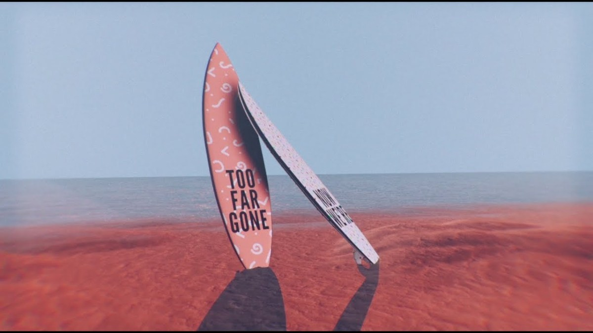 MAKJ - Too Far Gone (official Lyric-Video)